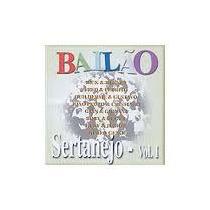 Bailao Sertanejo Vol 1 (gian & Giovani/gino & Geno) Cd