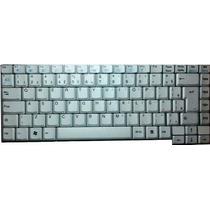 Teclado Notebook Pos Premium Branco Br Com Ç - Abnt-w6