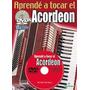 Libro Aprende A Tocar El Acordeon Con Dvd - Los Chiquibum
