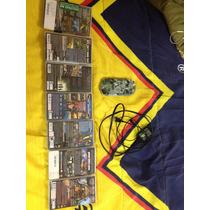Paquete: Psp Edicion Especial Mgs Pw Y 9 Juegos(descripcion)