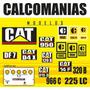 Kit De Calcomanias, Etiquetas Para Carros Tractores Camiones