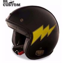Capacete Urban Helmets Tam.60- Surf Vibe Preto