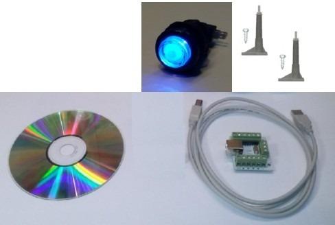 Foto Cabina Mercadolibre : Kit para cabina de fotos emulador teclado usb boton l
