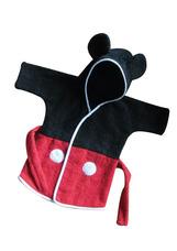 Batita Bebe Recien Nacido Batista Linon Bordada X 6 · Bata De Toalla Mickey  (1-2 Años) a080b23243ad