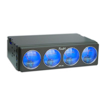 Controlador Interface Audio De Alta Fidelidad Qm-08 1dim