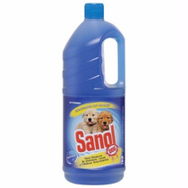 Desinfetante Cachorro Eliminador Odores Sanol 2l 2 Litros