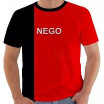 Camiseta Ou Baby Look Bandeira Estado Paraíba Brasil