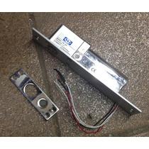 Fechadura Eletrica 12v Para Porta De Madeira