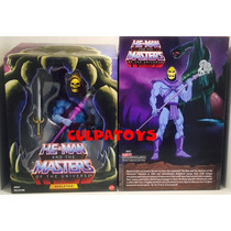 --- Skeletor 2.0 Filmation Motuc Exclusivo Amos Del Uni. ---