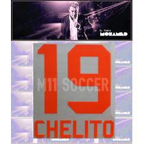 Estampados Monterrey 2010-2011 Local 19 Chelito. Original