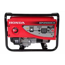 Generador Stnd. Gx160 163cc 120v 2.5 Kva Ep2500cx-lx Honda