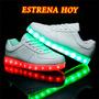Tenis Led Zapatos Led Tenis Luminosos Hombre Mujer Shoe 2016