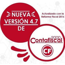 Contafiscal 4.7 Nc160215 Control2000