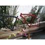 Quadro Para Bicicleta Motor 2 E 4 Tempo Capacidade Até 200kg