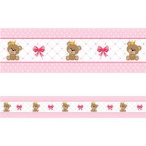 Faixa Decorativa - Ursinha Princesa