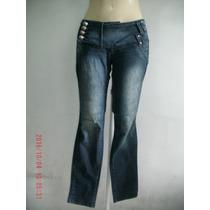 Linda Calça Jeans C/ Elastano- Empório Nº 38