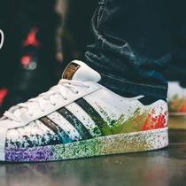 Adidas Superstar Pride