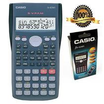 Calculadora Cientifica Casio Fx-82ms Todo Uso