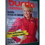 Revista Burda Con Moldes Ropa Moda Costura Confeccion 11/82