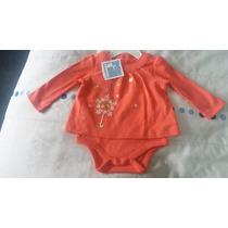 Body Blusa Vestido Playera Niña Bebe 6 Meses Carter