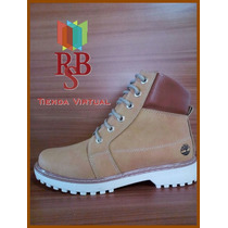 Tipo Timberland Caballeros