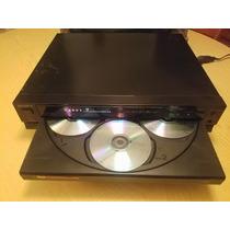 Sony Cdp-c50 5 Cd Player Reproductor De Discos Compactos