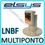 Lnbf Elsys Multiponto Banda C - 12°k E 65db *** Original ***