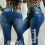 Jeans Pantalon De Dama Studio F