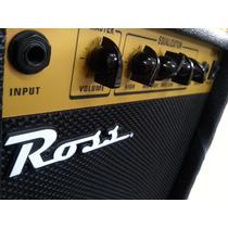 Amplificador Para Bajo Ross B15 15w