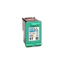 Hewlett Packard - Hp 97 Lar Tricolor Print Crtg C9363wl