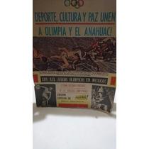 Revista Alarma Edición Especial Juegos Olímpicos México 1968