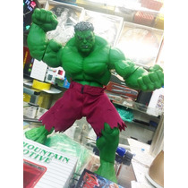 Brinquedo Boneco Hulk Articulavel Grande 30 Cm