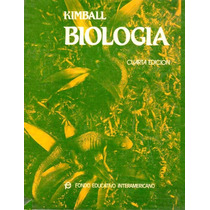 Libro: Biología - John W. Kimball - Pdf