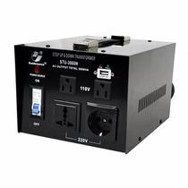 Convertidor De Voltaje Ac 110/220 V 3000 Watts Stu-n 3000w