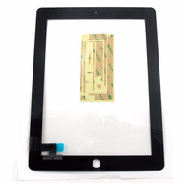 Touch Screen Cristal Ipad 2 Negro A1435 A1395
