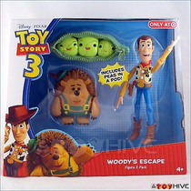 Toy Story Woodys Escape Chicharos Sr Espinas Pricklepants