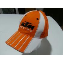 Boné Bordado Moto Gp Ktm Racing