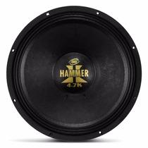 Alto Falante Woofer Eros E-15 Hammer 4.7k 4700w Rms