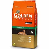 Ração Golden Fórmula Cães Adultos Frango E Arroz 20 Kg