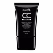 Make B.cc Cream Base Multifuncional 7 Em 1, 30ml O Boticário