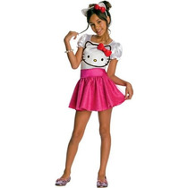 Hello Kitty Tutu Dress Costume Niño - Medium