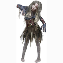 Zombie Girls Halloween Costume