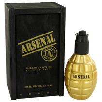 Arsenal Gold Original - Frete Gratis