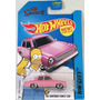 Hot Wheels 2015 - The Simpsons Family Cars - Escala 1:64.