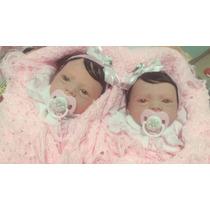 Bebe Reborn Gêmeos .menino Ou Menina . Com Frete Gratis !!!