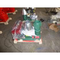 Maquina Industrial Pelletizadora Motor Diesel 100 Kg, ! Ce
