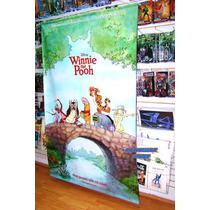 Lona Original De Cine Winnie The Pooh Tigger Winnie Pooh Dis