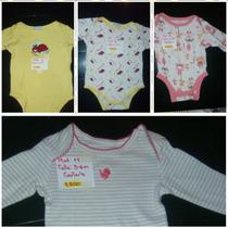 Ropa De Bebé, (niña) De 0- 9 Meses Usada