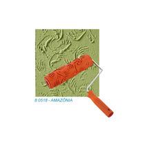 Rolo Pintura Textura Decorativa C/ Cabo - Roma - Mod 805