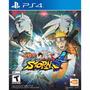 Naruto Shippuden Ultimate Ninja Storm 4 - Ps4 Fisico Sellado